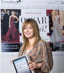 Trendus Blog Ödülleri Şampiyonu ödülünü aldı