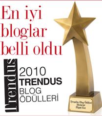 Trendus Blog Ödülleri sonuçları belli oldu