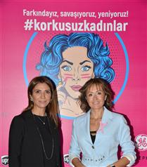 Türkiye Meme Kanseri için Farkındalık Projesi: #korkusuzkadınlar