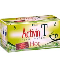 Türkiye`nin ilk ve tek form içeceği Activin T