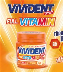 Türkiye'nin İlk ve Tek Vitamin İçerikli Sakızı