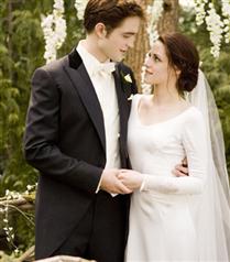 Twilight Bella`nın gelinliği Beymen Bridal`da