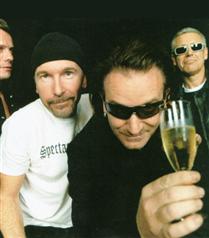 U2 biletleri satışta