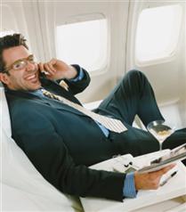 Uçakta cep telefonu ve internet dönemi!