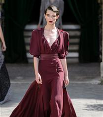 Ulyana Sergeenko Sonbahar 2017-18 Couture Defilesi
