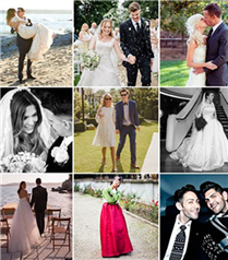 Ünlü Blogger` ların Düğünleri