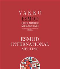 Vakko Esmod Akademisi 11 Ülkeden Moda Profesyonellerini Türkiye'de Ağırlayacak