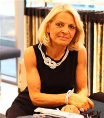 Vakko Giovanna Locatelli`yi ağırladı