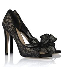Valentino fiyonklu ayakkabı