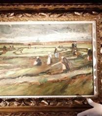 Van Gogh'un Tablosuna 7 Milyon Euro