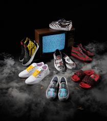 Vans ve Warner Bros. Cadılar Bayramına Özel Vans x Horror Koleksiyonunu Tanıttı