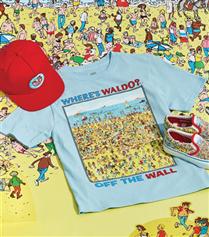 Vans X Where's Waldo? İş Birliğinden Neşeli ve Eğlenceli Koleksiyon