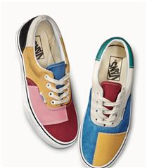 Vans'ın Klasik Modelleri Era ve Slip-On'a Yeni Yorum