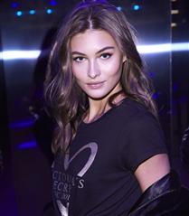 Victoria's Secret'ın En Yeni Meleği Grace Elizabeth