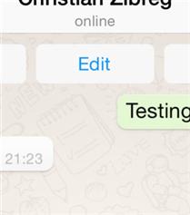 Whatsapp Mesaj Görünümü Değişiyor