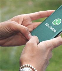 WhatsApp'a Koronavirüs Sınırı