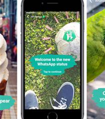 WhatsApp'ın Bu Özelliği Snapchat'in Önüne Geçti