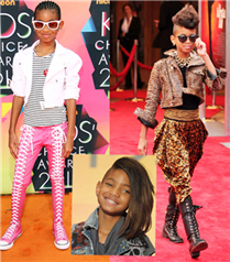 Willow Smith`in ilk klibi Whip My Hair