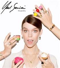 Yael Sonia Sonbahar 2014 mücevher koleksiyonu