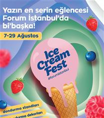 Yazın En Serin Eğlencesi Forum İstanbul'da Bi'Başka