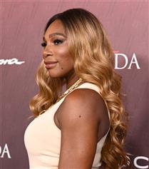 Yeni Bal Sarısı Saçlarıyla Serena Williams