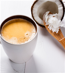 Yeni Trend: Yağlı Kahve