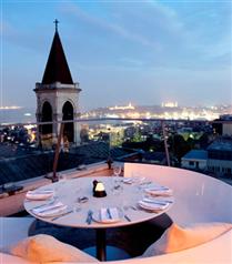 Yeni yıla 360 İstanbul`da girin!