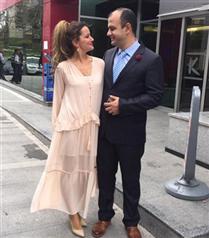 Yıldız Asyalı Evlendi