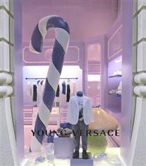 Young Versace mağazası