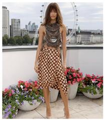 Zendaya Lonra'da Yeni Saç Stiliyle Parıldadı