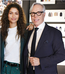 Zendaya, Tommy Hilfiger'ın Yeni Küresel Marka Elçisi Oldu