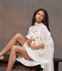 Zendaya, Valentino'nun Yeni Marka Yüzü Oldu