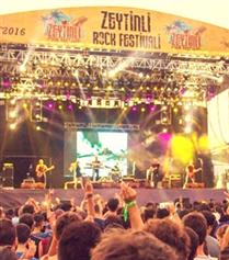 Zeytinli Rock Festivali Programı Açıklandı
