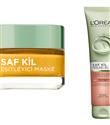 Anında Detoks Etkisi İçin L'Oréal Paris Saf Kil Maskeleri