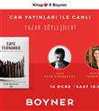 Boyner'den Ağızları Tatlandıracak Online Söyleşi