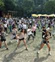Calvin Klein Şehrin Spor Festivali Sweat Fest'e Dans Fabrika İle Heyecan Kattı