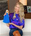 Claudia Schiffer'ın İkonik İki Görünümü Barbie Bebeklere Dönüştü