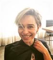 Emilia Clarke'ın Yeni Saç Stili