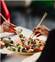 Four Seasons Hotel Bosporus Boğaz'dan Benzersiz Sushi Lezzetleri Deneyimi