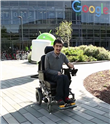 Google'dan Burs Alan İlk Türk Engelli Muratcan Çiçek