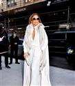 Jennifer Lopez'in Gözlerimizi Alamadığımız Kış Kombini