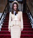 Keira Knightley'nin Zarif Chanel Takımı