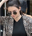 Kendall Jenner'ı Şaşırtan Görüntü