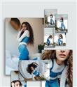 LEE x H&M'den Daha Sürdürülebilir Yeni Nesil Bir Denim İçin İş Birliği