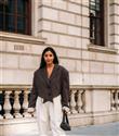 Londra Moda Haftası'nın Sokak Stilleri Sonbahar Stili İçin İlham Veriyor