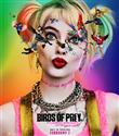 Margot Robbie'nin Başrolünde Olduğu Birds of Prey Filminden İlk Poster!