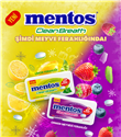 Mentos Clean Breath'ten İki Yeni Ferahlatıcı Tat