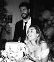 Miley Cyrus Düğününden Görülmemiş Yeni Kareler Paylaştı