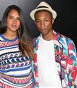 Pharrell Williams ve Helen Lasichanh'ın Üçüz Bebekleri Oldu