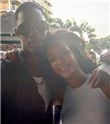 Rihanna'dan Kuzenine Duygusal Veda